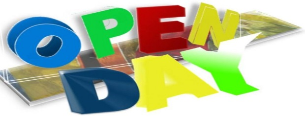 Link alla pagina Open day 2018